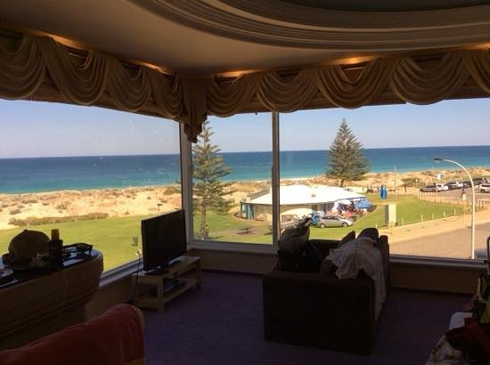 Beach Manor Bed and Breakfast Perth: beautiful view