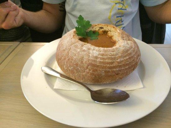 Cafe 22: Goulash Soup