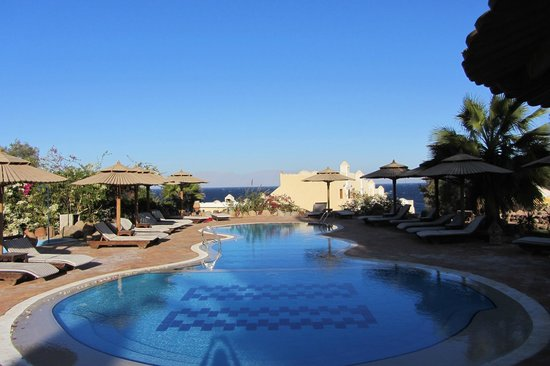 The Bedouin Moon Hotel : The pool
