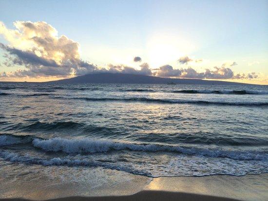 Kaanapali Alii: Terrific sunsets