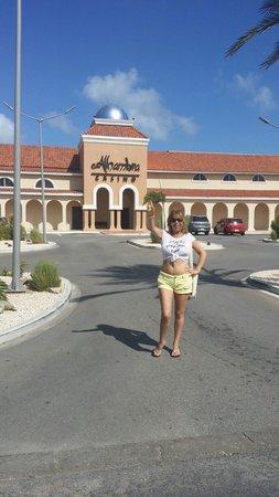 Alhambra Casino: Feliz en aruba