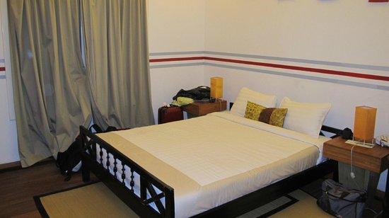 Villa Srey: ma chambre ( N°2)