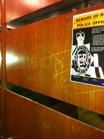 Ascot Hyde Park Hotel: ascenseur