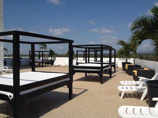 Wyndham Playa Corona: Azotea