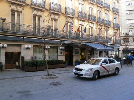 Hotel Preciados: hotel