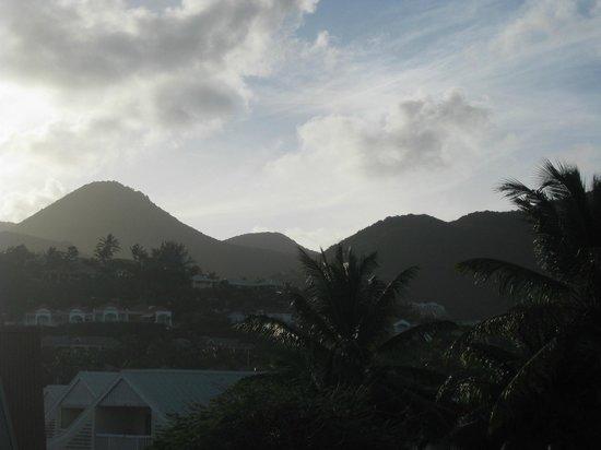 Residence de la Plage: view from front door