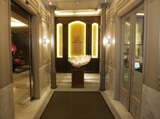 Hotel Preciados: hall de l'hotel