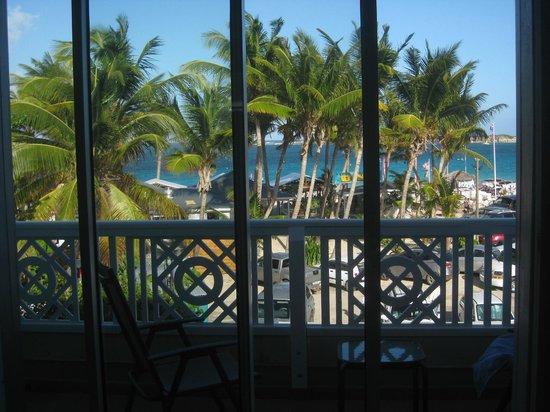 Residence de la Plage: balcony view