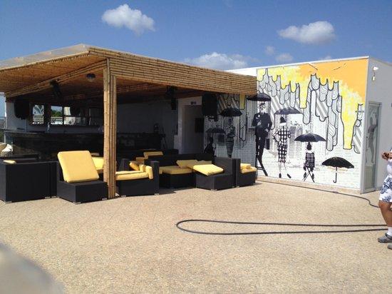 Wyndham Playa Corona: Bar de la azotea