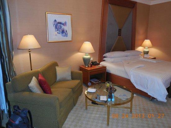 Shangri-La Hotel,Bangkok: Room