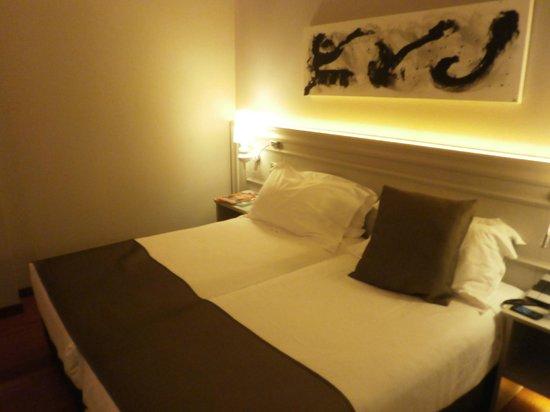 Hotel Preciados: chambre