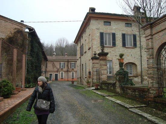 """Podere Palazzo Illica: Il """"cuore"""" del podere"""