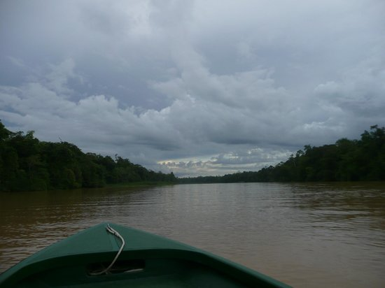 Sukau Rainforest Lodge: Kinabatangan River