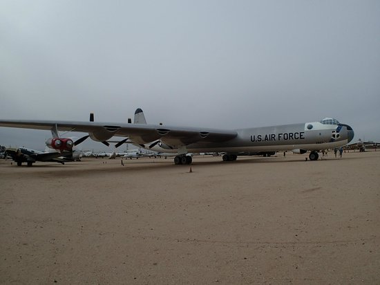 Pima Air & Space Museum: B-36 Peace Maker