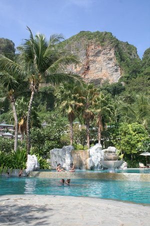 Centara Grand Beach Resort & Villas Krabi: piscine