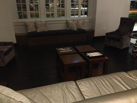 Le Meridien Dallas, The Stoneleigh: Lobby Renovation Complete! 2/1/14 - Lobby