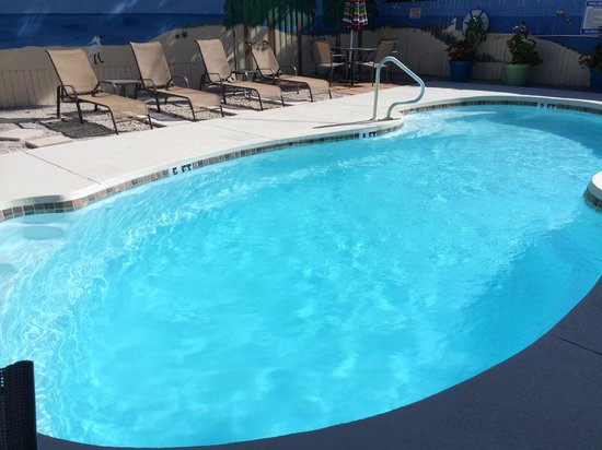 The Ringling Beach House - A Siesta Key Suites Property : Pool Area