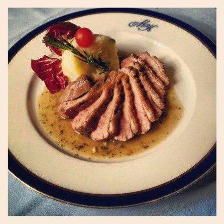 Restaurant U Modre kachnicky : Anatra