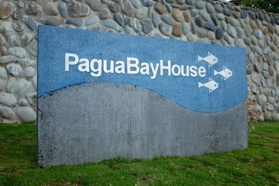 Pagua Bay House Oceanfront Cabanas: Welcome