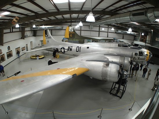 Pima Air & Space Museum: B17