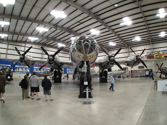 Pima Air & Space Museum: B29