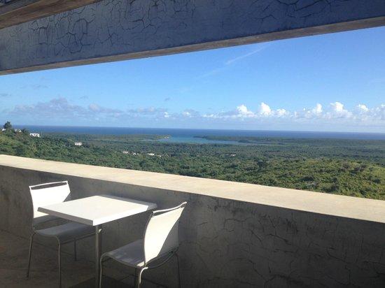 Casa Cascadas: view, from everywhere