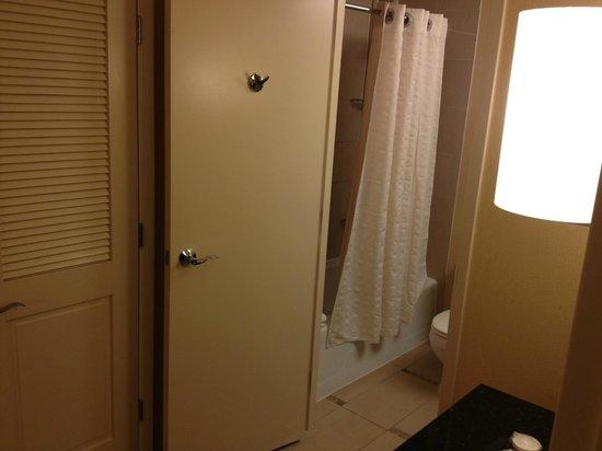 Hyatt Regency San Antonio: Bathroom