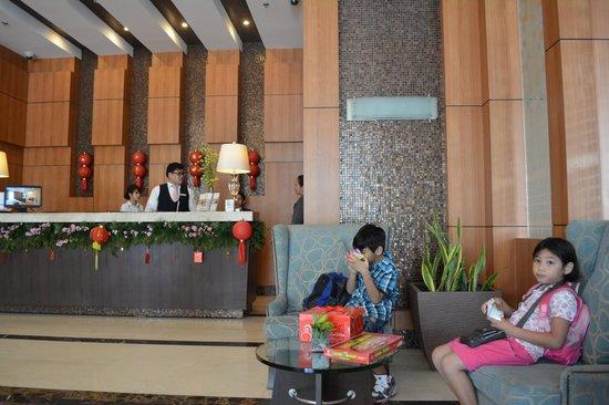 Harolds Hotel: Lobby