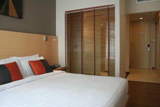 Hotel Solo Sukhumvit 2 : chambre