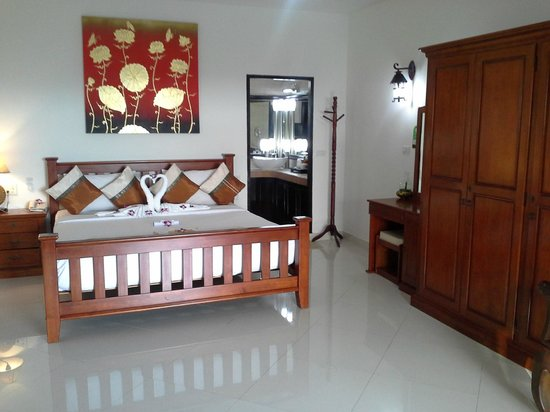 Boomerang Village Resort : notre chambre