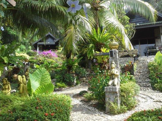 Boomerang Village Resort : un des bungalows