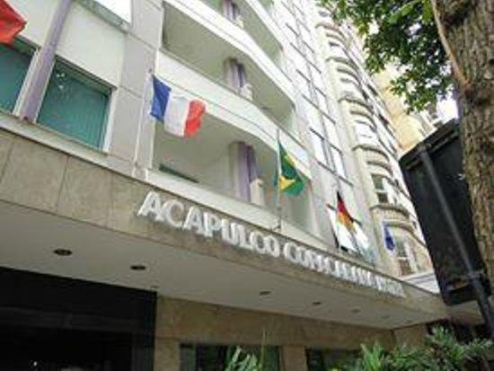Acapulco Copacabana : PUERTA DEL HOTEL