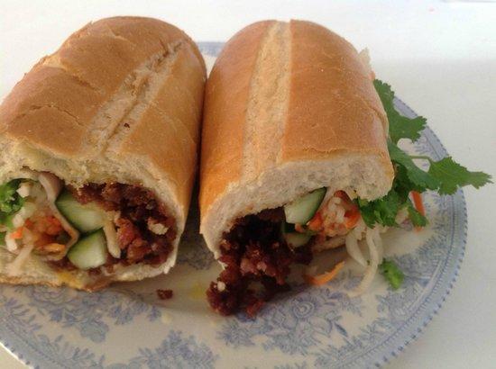 Banh Mi Saigon Bakery: $4.50 Lunch