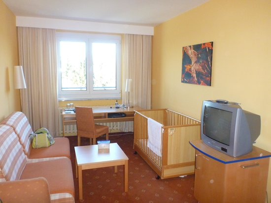 Hotel am Bühl: Familienzimmer