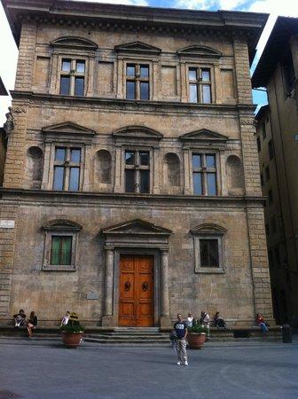 Via de' Tornabuoni : Palazzo Bartolini Salimbeni