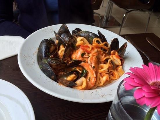 Shardana: Spaghetti & seafood