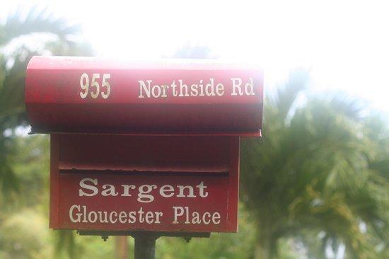 Gloucester Place!