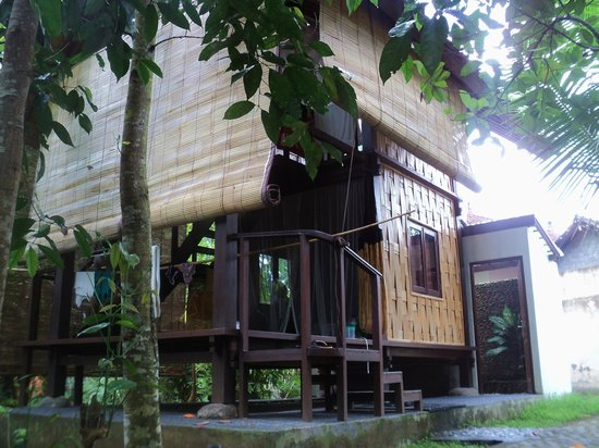 Jiwa Damai Organic Garden & Retreat : lumbung