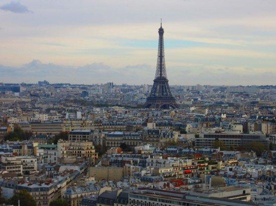 Hyatt Regency Paris Étoile: view from room