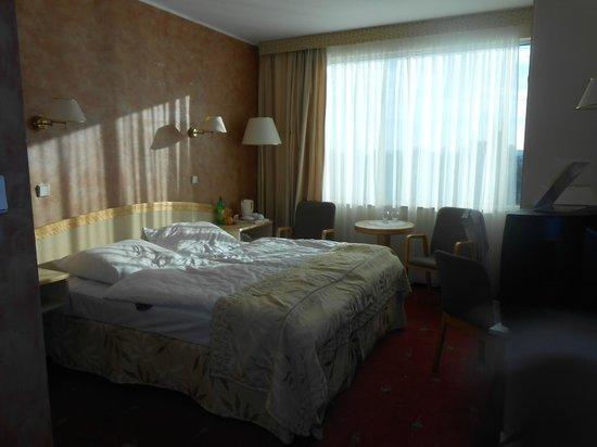 HP Park Plaza Hotel : nasze królestwo przez trzy dni i dwie nocki