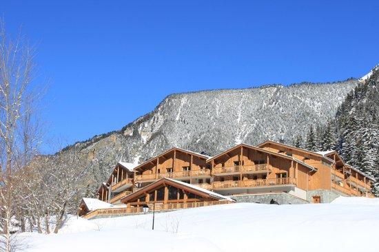 Lagrange Prestige Residence Les Hauts de la Vanoise : .