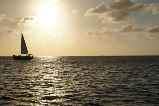 Bucuti & Tara Beach Resort Aruba : Sunset Cruise