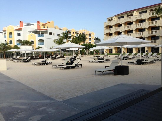 Bucuti & Tara Beach Resort Aruba : Beach Area