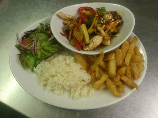 Kingfisher Inn: Home cooked food