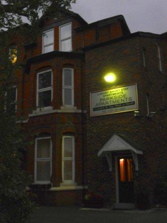 Westlynne Hotel/Apartments: Ingresso appartamenti