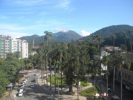 Grande Hotel Petrópolis : Vista do quarto
