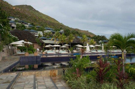 Raffles Seychelles: Красиво