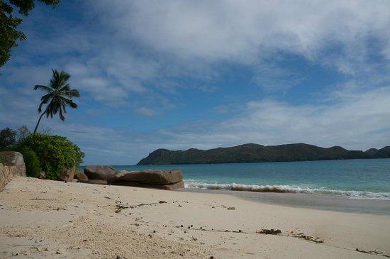Raffles Seychelles: снова пляж