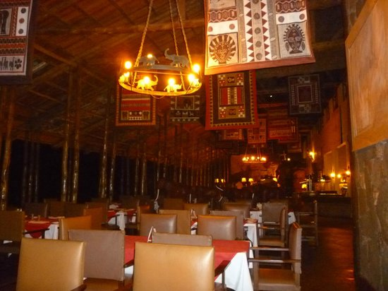 Kilaguni Serena Safari Lodge: Restaurant
