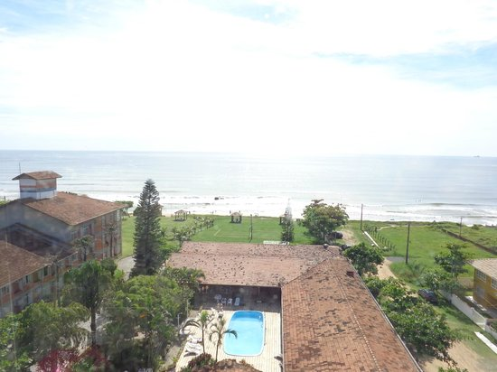 Flamboyant Hotel: Vista do Farol do Hotel